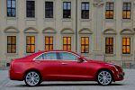 cadillac ats premium 2.0L test - turbo awd allrad automatik luxus premium limousine cue cadillac user experience tour sport fahrbericht seite