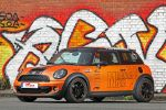 Cam Shaft Mini Cooper S 1.6 Vierzylinder Kompressor Folierung HPerformance ATS Felge Front Seite