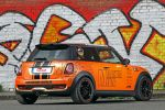 Cam Shaft Mini Cooper S 1.6 Vierzylinder Kompressor Folierung HPerformance ATS Felge Heck Seite