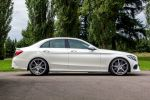 Carlsson Mercedes-Benz C-Klasse W205 AMG Sportpaket Limousine Bodykit Aerodynamik Kit 1/10 Seite