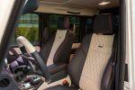 Carlsson Mercedes-Benz G 63 AMG 6x6 V8 Biturbo Offroad Geländewagen Pickup Monster Signature Line Interieur Innenraum Cockpit