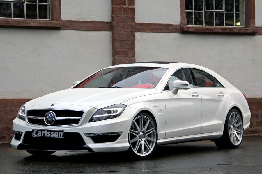 Carlsson CK63 RS: Eleganter PowerPunch f\u00fcr Mercedes CLS 63 AMG  Speed Heads