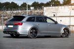 CDC Performance Audi RS6 Avant Kombi 4.0 TFSI V8 quattro Allrad Tuning Leistungssteigerung Forged C-VUH Concave Felge Rad Heck Seite