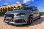 CDC Performance Audi RS6 Avant Kombi 4.0 TFSI V8 quattro Allrad Tuning Leistungssteigerung Forged C-VUH Concave Felge Rad Front