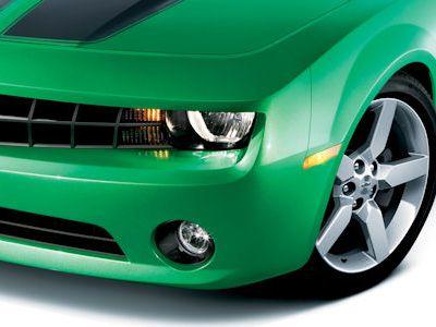 synergy green camaro. Chevrolet Camaro Synergy Green