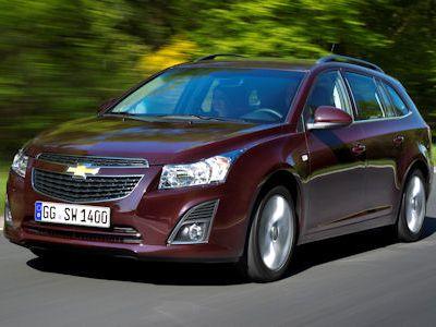 Chevrolet Cruze Station Wagon LS+ LT+ LTZ Kombi 1.4L Turbo 1.6L 1.8L Benzin 1.7L 2.0L Diesel Start Stopp MyLink Smartphone Keyless Entry Eco Drive