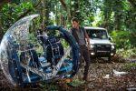 Mercedes-Benz Jurassic World G-Klasse Dinosaurier Front