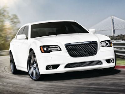 Chrysler 300 SF6: Die aggressive Eleganz