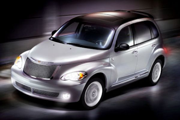 chrysler pt cruiser retro auto wird weiter gebaut speed heads. Black Bedroom Furniture Sets. Home Design Ideas