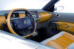 Citroen Cactus Concept C-Linie Crossover Airbump Luftpolster Hybrid Air Druckluft Hydraulik Touchscreen Interieur Innenraum Cockpit