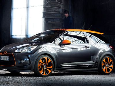 Auto News Racing on Citro  N Ds3 Racing  Hei  Er Street Racer Geht In Serie   Citroen News