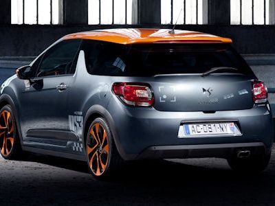 Auto Racing on Citro  N Ds3 Racing  Hei  Er Street Racer Geht In Serie   Citroen News