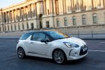 Citroen DS3 THP 165 Xenon LED Scheinwerfer City Notbremsassistent DS Connect Box Monitoring Paket Eco Driving Mapping Traccking Scan MyDS SOS Assistance Front Seite