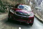 Citroen Wild Rubis Concept SUV DS Linie Plug-in-Hybrid Elektromotor Guilloche Front