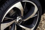 Citroen Wild Rubis Concept SUV DS Linie Plug-in-Hybrid Elektromotor Guilloche Rad Felge