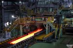 Hyundai Südkorea Stahlwerk Hysco Dangjyn Chungnam Aufstieg Wachstum
