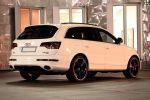 Anderson Germany Audi Q7 6.0 V12 TDI Diesel SUV Zwölfzylinder Heck Seite Ansicht