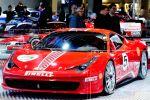 Ferrari 458 Challenge Coupe Front Ansicht V8 E-Diff F1-Trac Rennwagen Motorsport