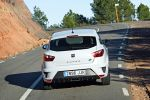 seat ibiza cupra 2016 test 1.8 tsi turbo sportversion xds quer-sperrdifferential cupra drive select fahrwerksregelung cupra selective suspension full link internet smartphone konnektivität kompaktsportler rennsemmel probefahrt fahrbericht review verdict heck