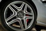 Mercedes-Benz ML 63 AMG Test - AMG Rad Räder Reifen Bremse