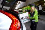 Volvo Sensus Connect Smartphone App Paketstation Paketstelle Kurier Volvo on Call Lieferdienst Online Shopping