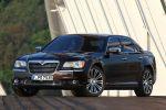 Lancia Thema Luxus Limousine 3.6 V6 Pentastar Executive Platinum Gold Front Seite Ansicht