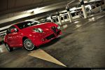 Alfa Romeo MiTo 1,4 TB 16V Test - Front Ansicht vorne