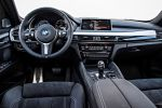bmw, x6 m50d f16 2015 test crossover suv coupe monster diesel twin power turbo xdrive allrad steptronic servotronic torque vectoring sport comfort eco idrive control display dynamic performance control bmw connected drive apps smartphone internet online fahrerassistenzsysteme fahrerassistent driving assistent plus probefahrt fahrbericht review interieur innenraum cockpit