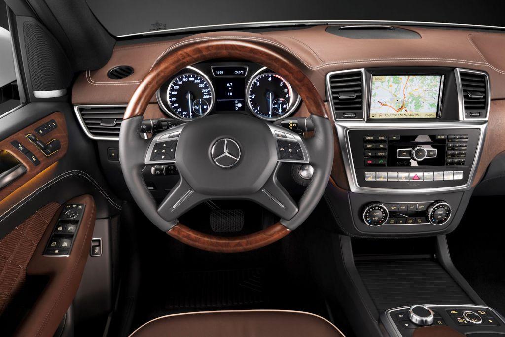 Mercedes m klasse edition 1 erlesene exklusivit t zur for Innenraum design programm kostenlos