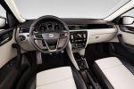 Seat Toledo Concept Stufenehck Limousine Interieur Innenraum Cockpit