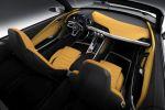 Audi Design Strategie Atelier Produktdesign Crosslane Coupe Concept Crossover Carbon CFK GFK Multimaterial Spaceframe Interieur Innenraum Cockpit