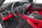 Hamann Flash Evo M BMW X5 M Innenraum Interieur Cockpit Alcantara Carbon Leder SAV Sports Activity Vehicle SUV 4.4 V8 Biturbo