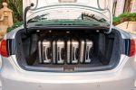 VW Jetta VI Test - Kofferraum Gepäck Stauraum Heckklappe