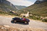 Eagle Jaguar E-Type Speedster - Ansicht Seite seitlich in Fahrt Felgen Reifen Türe