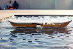 Lexus Hoverboard schwebendes Skateboard Zurück in die Zukunft Ross McGouran Hoverpark Barcelona Supraleiter flüssiger Stickstoff