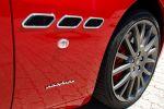 Maserati GranCabrio Test - Felge vorne