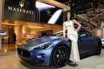 Maserati GranTurismo S Limited Edition Italia Italien 4.7 V8 Front Seite Ansicht
