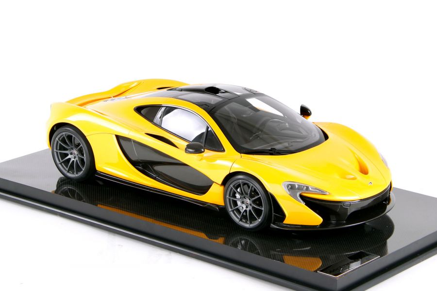 mclaren p1 ein modellauto f r euro speed heads. Black Bedroom Furniture Sets. Home Design Ideas