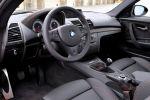 BMW 1er M Coupe M1 Innenraum Interieur Cockpit ConnectedDrive iDrive