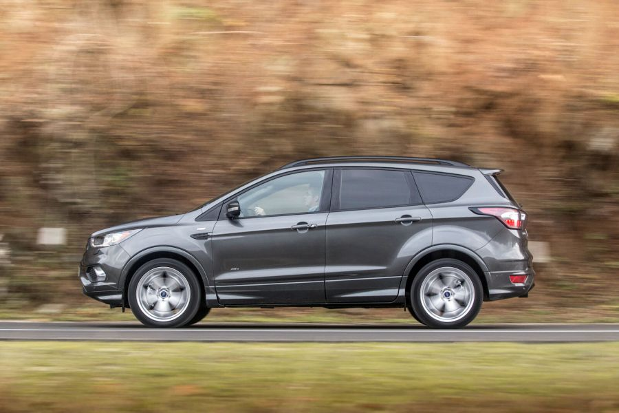 Ford Kuga St Line 2017 Test Hei 223 Er Tipp Die Neue Sport Version Speed Heads