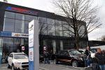 GeigerCars Opening US Cars Party Neueröffnung Zamdorfer Straße München Karl Geiger Münchens Zamdorfer Straße 6-8