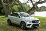 Mercedes-Benz Jurassic World GLE 450 AMG Coupé Dinosaurier Front Seite