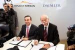 Allianz Daimler AG Renault Nissan Allianz Smart Mercedes-Benz Infiniti Motor Kapitalbeteiligung Van Carlos Ghosn Dr. Dieter Zetsche