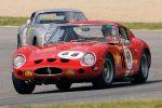 Ferrari 250 GTO V12 Gran Turismo Omologata Iconic Sports Car Front Seite Ansicht