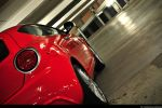 Alfa Romeo MiTo 1,4 TB 16V Test - Heck Seite Ansicht hinten seitlich
