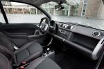 Smart Fortwo Sharpred Rot Dreizylinder Turbo CDI Passion Softouch Interieur Innenraum Cockpit