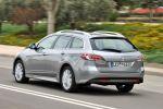 Mazda 6 Edition 125 Exclusive Line 2.0 DISI Benziner 2.2 MZR CD Diesel Heck Seite Ansicht
