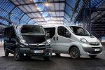 Opel Vivaro Color Edition Design Paket Kastenwagen Combi Tour Life Front
