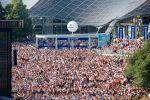 Public Viewing Hyundai Fan Park Fußball Europameisterschaft 2012 Branding