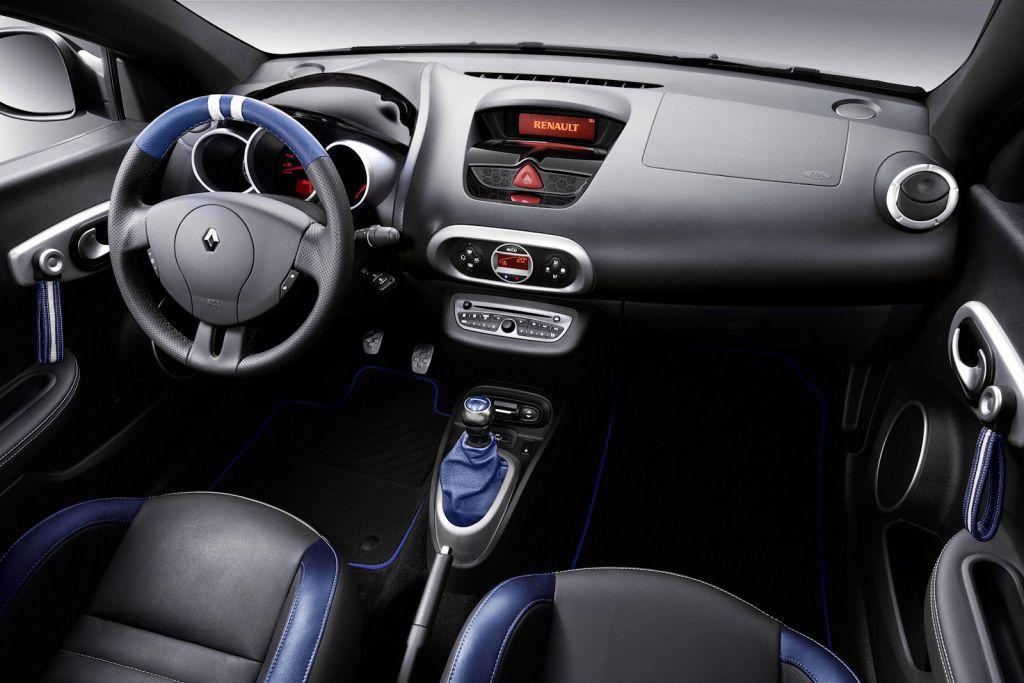 Renault wind gordini sportliches flair auf franz sisch for Innenraum design programm kostenlos